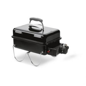 Go-Anywhere Gasgrill, black