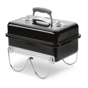 Holzkohlegrill Go-Anywhere,black